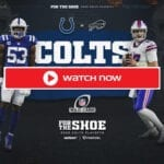 The Colts vs Bills playoff game takes place on Saturday afternoon. Check out the best ways to stream the first playoff game of Wild Card weekend.