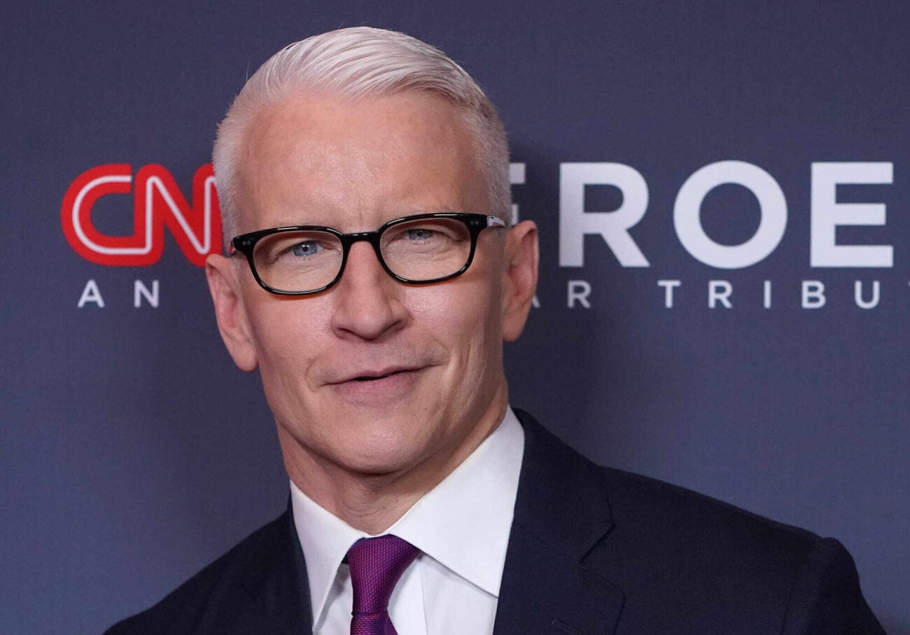 Love or hate him– we all know the name of CNN's most beloved news anchor, but just how much money does he have? Find out Anderson Cooper's net worth here.