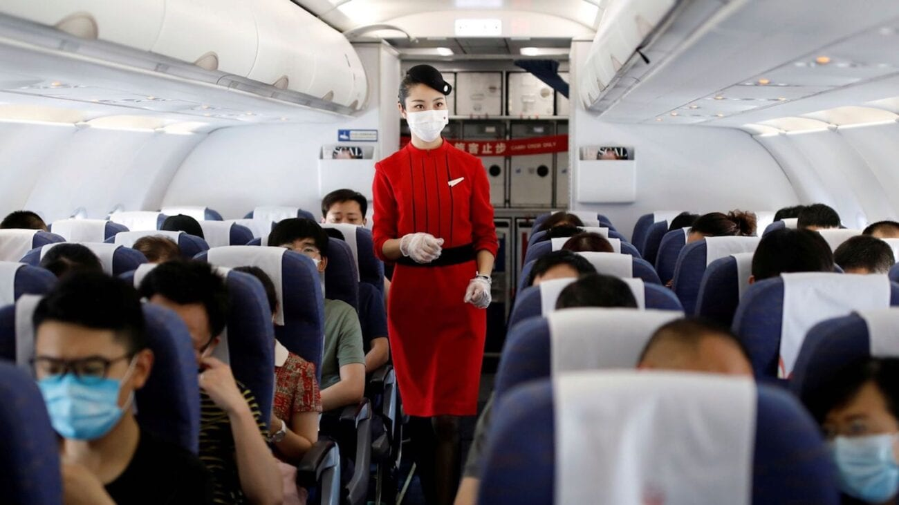 After a man died of COVID-19 mid-flight, many are wondering if there is any truly safe way for people to travel during the global pandemic.