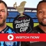If you're looking to catch all the action of the Currie Cup 2021 Final, you're in the right place. Here's all the places to stream the match.