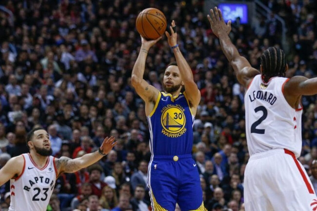 Through the first three weeks of the NBA season, Steph Curry is the clear front-runner for league MVP. Don't believe us? Here are all the stats to prove it.