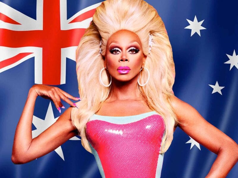 Production has begun on 'RuPaul's Drag Race' Down Under season 1 in New Zealand and Australia. Global domination continues fiercely. Here's the tea!
