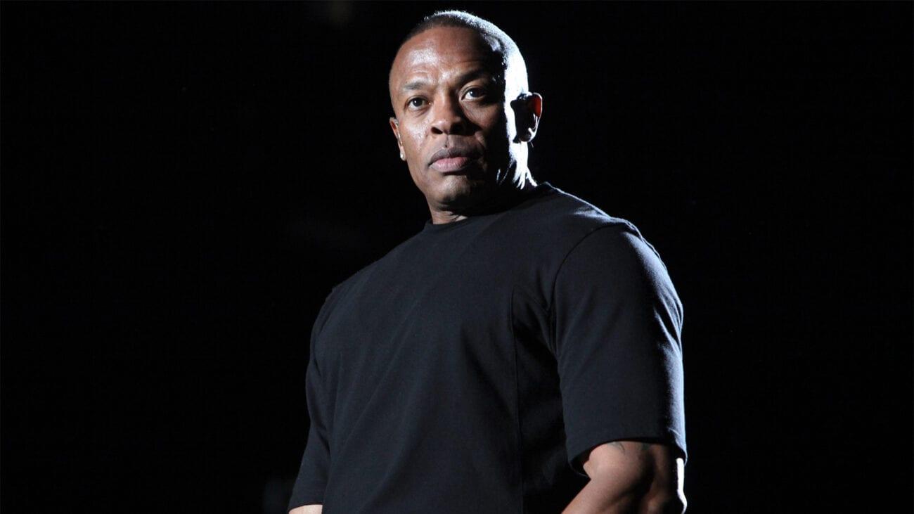 Dr. Dre nos demuestra que el descanso es para los débiles mortales. Checa todos los detalles de la recuperación del rapero.