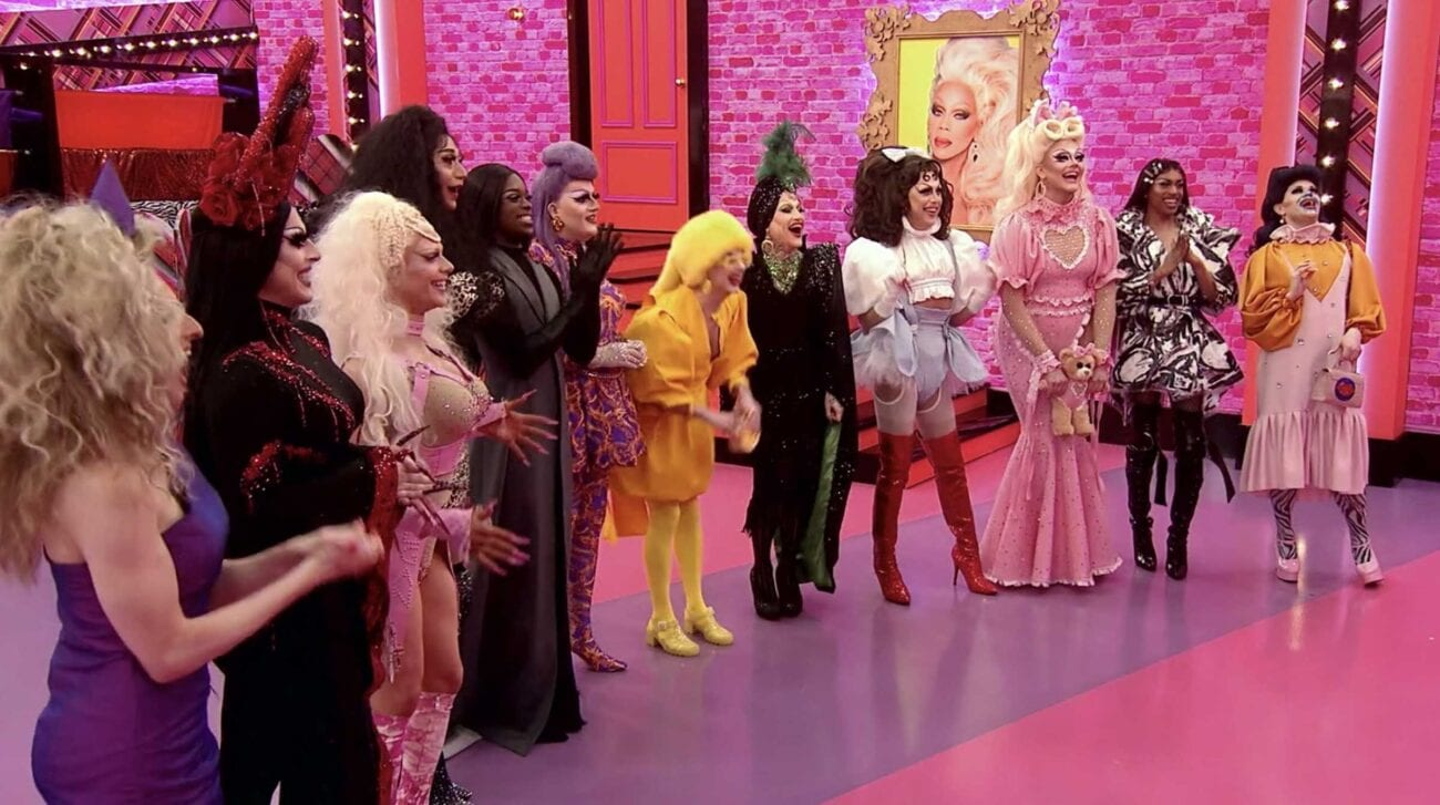 The dreaded design challenge has come to 'Drag Race UK' with an ugly twist. Let us recap the lewks and see which queen *truly* wore it better.