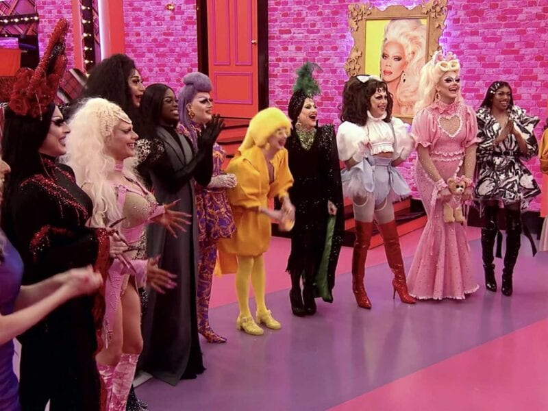 The tea is hot on this season of 'RuPaul's Drag Race UK', and it's only getting hotter. Catch up with the spiciest reads from the first two episodes.