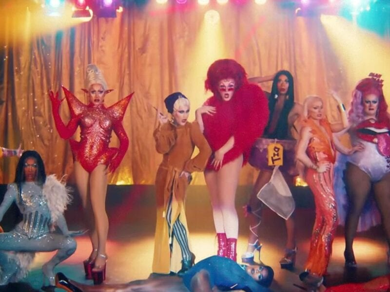 "The Queens had to showcase their acting and singing skills in ""Rats: The Rusical"" on 'Drag Race UK'. Find out what happened here!"