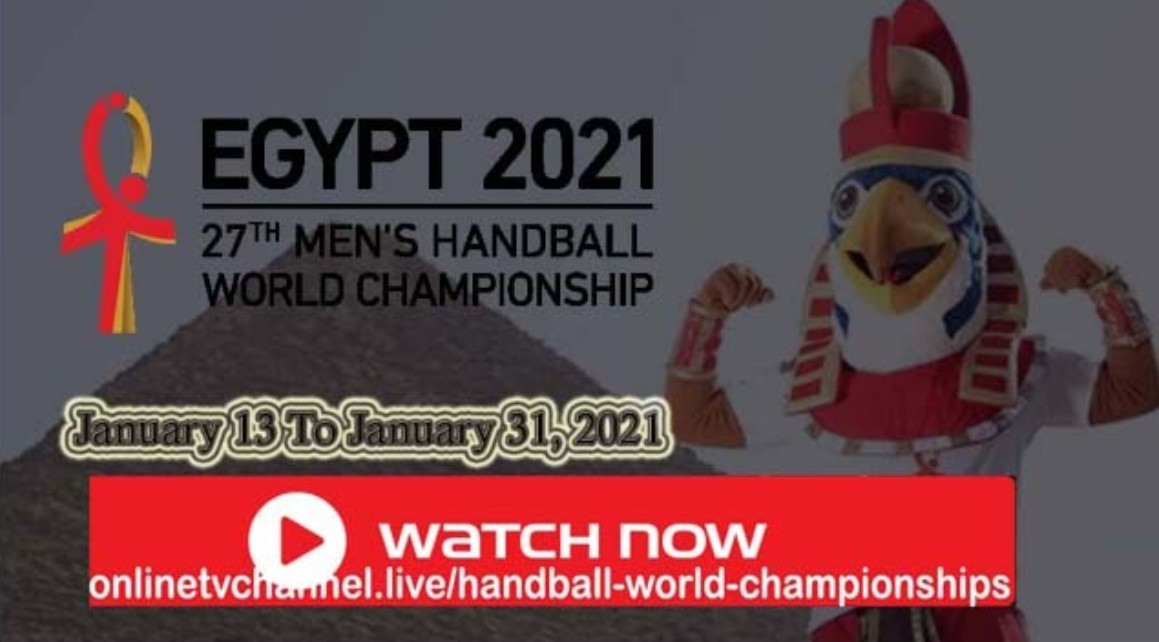 It's finally time for the 2021 Handball Championship. Learn how to live stream the sporting event online for free.