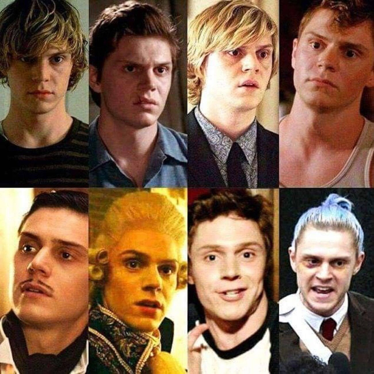 Evan Peters remains a standout star on 'American Horror Story'. Take a journey down memory lane by going through his best performances on 'AHS'.