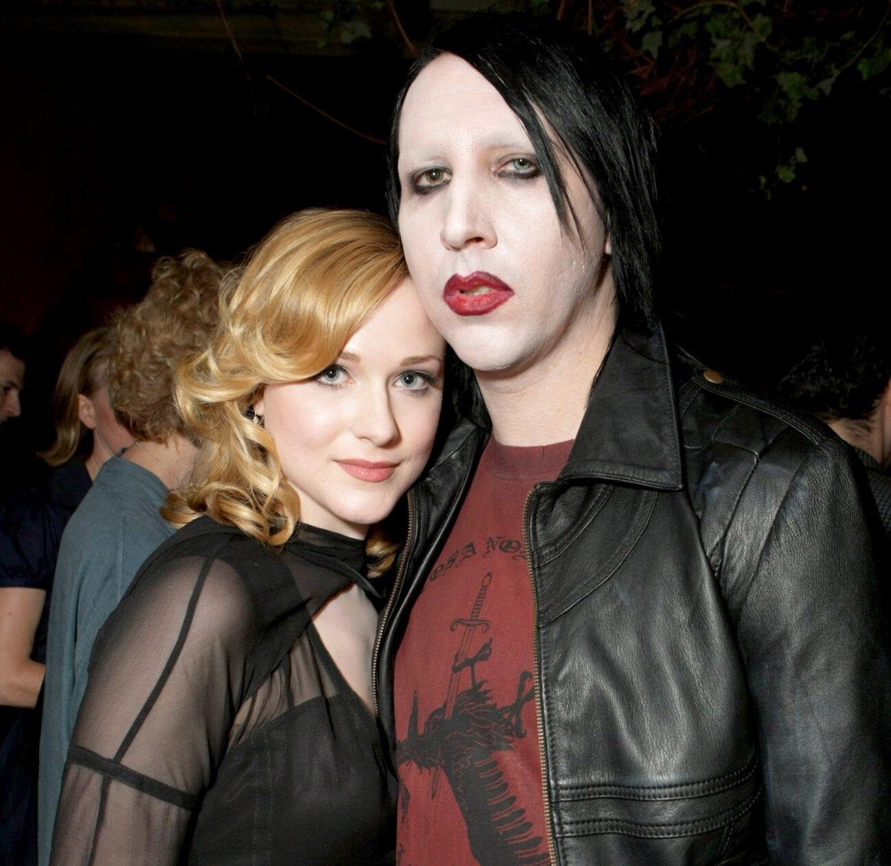 El desgarrador testimonio de Evan Rachel Wood sobre su relación abusiva. ¿Se trata de Marilyn Manson? Descúbrelo aquí.