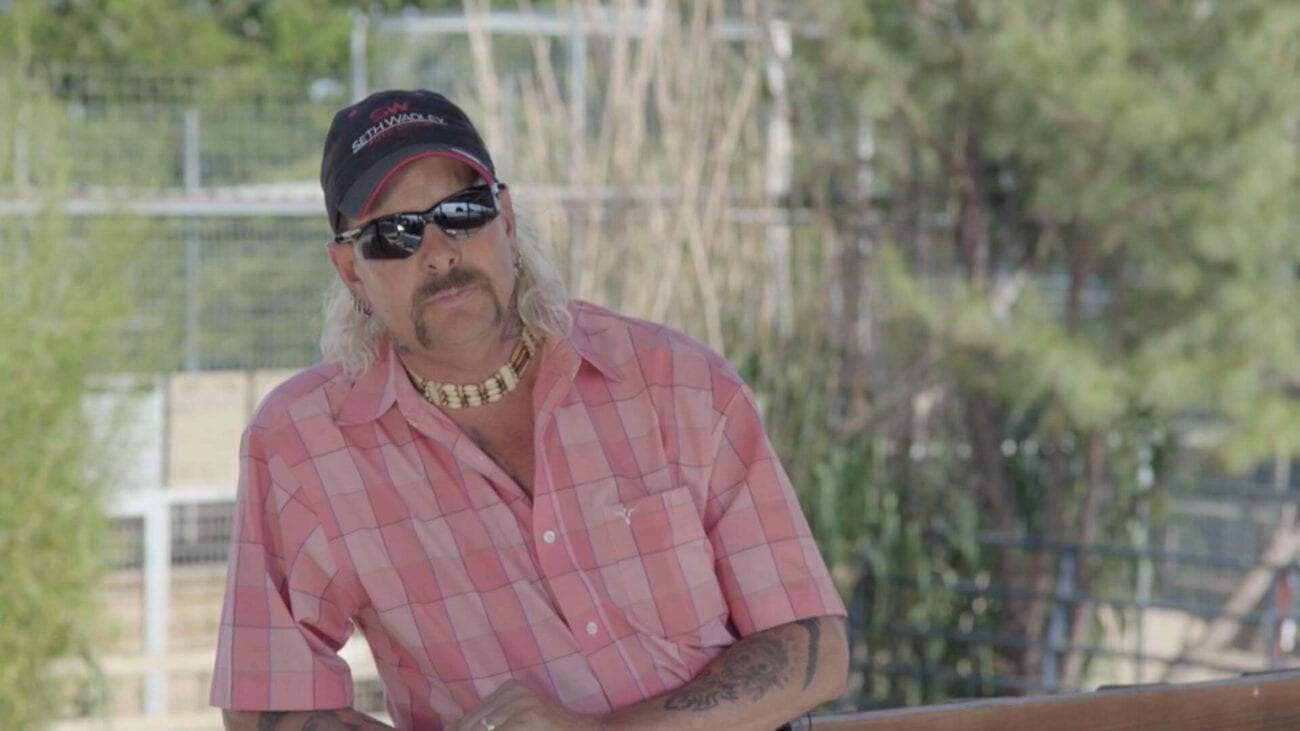 Joe Exotic is currently in jail, but will he still be there tomorrow? What are the odds that Donald Trump will give him a pardon?