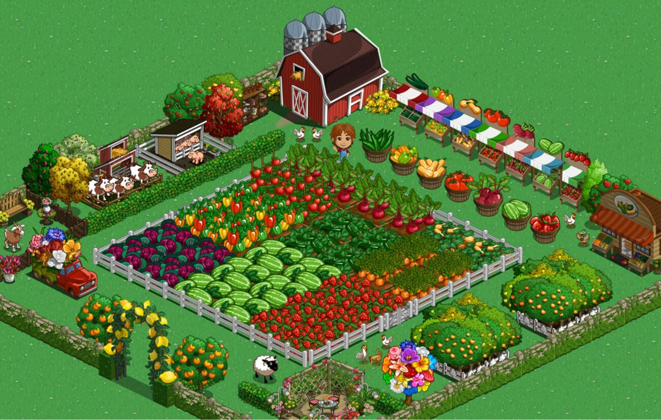 'Farmville' was once the top game on Facebook, but the game finally shut down December 31st. Relive the iconic farming game that swept the nation.