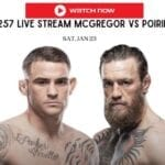 UFC 257 is here to dazzle fans. Discover how to live stream the fight between McGregor and Poirier on Reddit.