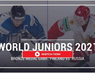 Russia vs. Finland is taking place in the IIHF World Junior hockey championship. Check out the best live streams to watch this exciting match.