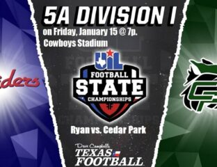 Ryan vs Cedar Park is set to be a compelling football game. Find out how to live stream the game for free online.