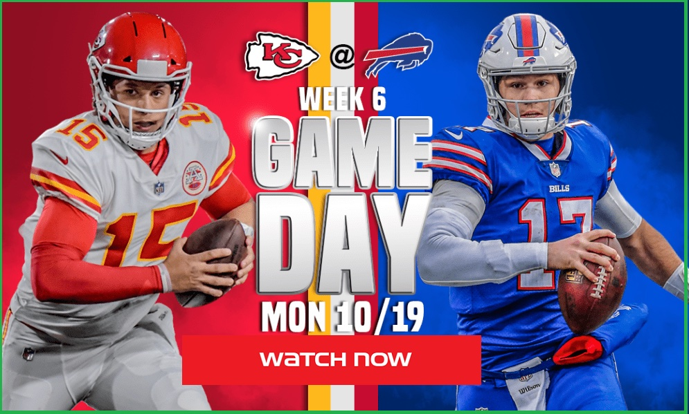 The Kansas City Chiefs and Buffalo Bills will meet Monday. Here's how you can watch the NFL live stream on Reddit.