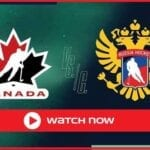 Canada is set to take on Russia during the 2021 WJC. Find out how to live stream the game on Reddit for free.