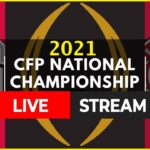 Alabama and Ohio State are set to compete for the National Championship. Discover how to live stream the game here.