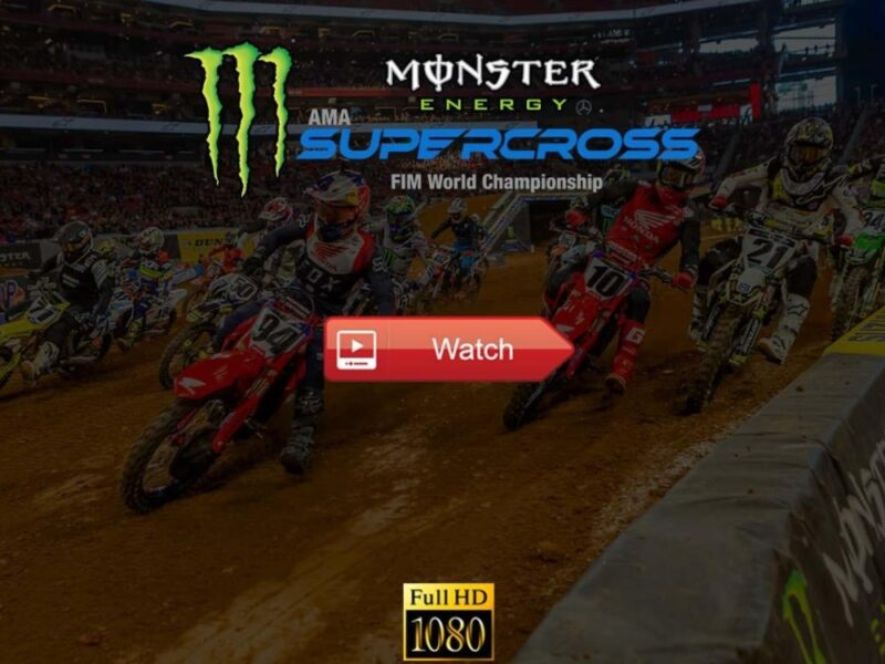 The AMA Supercross is here to kick off 2021 with a bang. Find out how to live stream the racing event online for free.