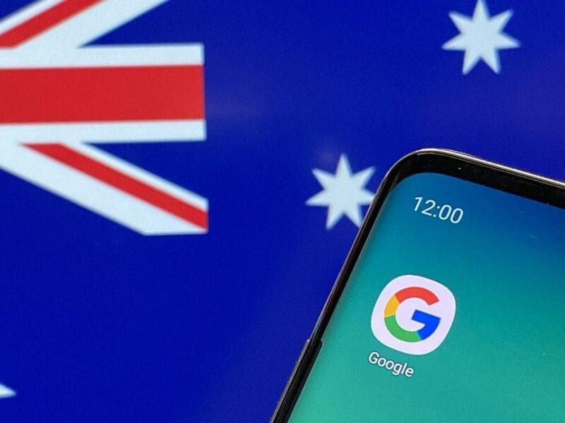 Australia and Google are in the middle of quite the argument . . . will the search engine get banned from the country?