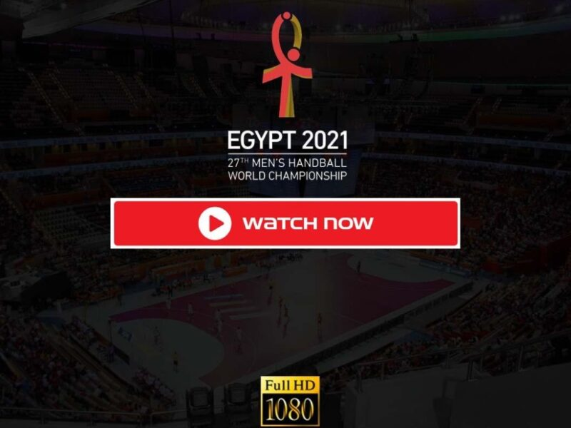 It's time to watch the World Men's Handball Championship. Learn how to live stream the sporting event online for free.