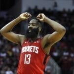 """""""The Beard"""" James Harden has officially been traded to the Brooklyn Nets. Why it's now """"championship or bust"""" for the former MVP and his All-Star teammates?"""
