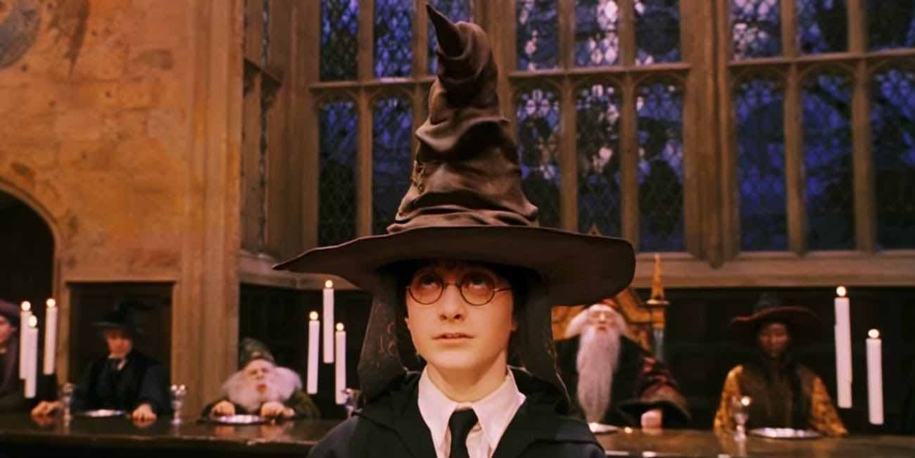 Dream of getting a Hogwarts acceptance letter? Take our quiz and find out which Hogwarts house the Sorting Hat would send *you* to.