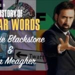 Netflix comedy series 'History of Swear Words' discusses the origins of swearing. Watch our interview with the minds behind the madness.