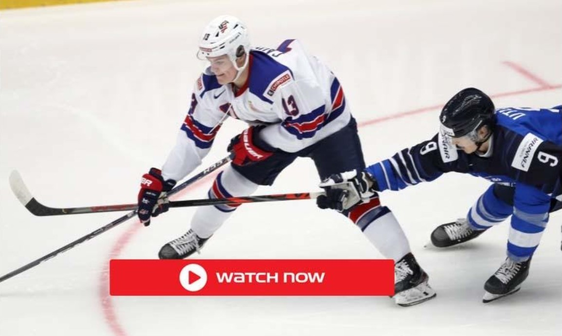 The USA is set to take on Finland in the 2021 WJC semifinals. Find out how to live stream the game on Reddit.