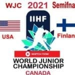 USA is set to take on Finland in the IIHF semifinal. Find out how to live stream the hockey event on Reddit for free.