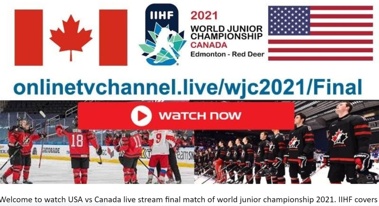 USA is gearing up to face off against Canada. Discover how to live stream the hockey game on Reddit for free.