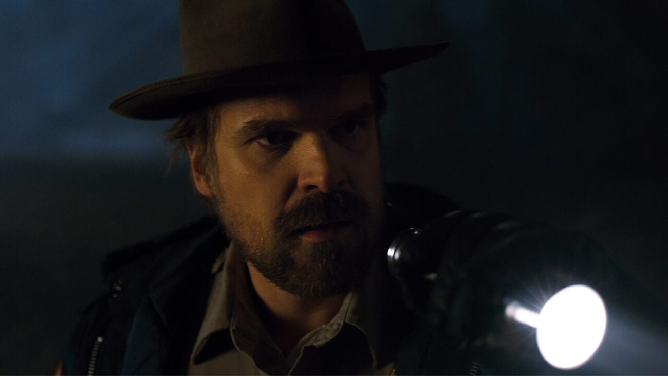 As the world awaits the release of 'Stranger Things Season 4' we ponder the fate of Sheriff Hopper. What happens in Russia?