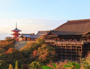 Japan! Land of soy sauce and mothra! Look at these beautiful Japanese destinations and plan your next vacation (but wait until it's safe to travel again).