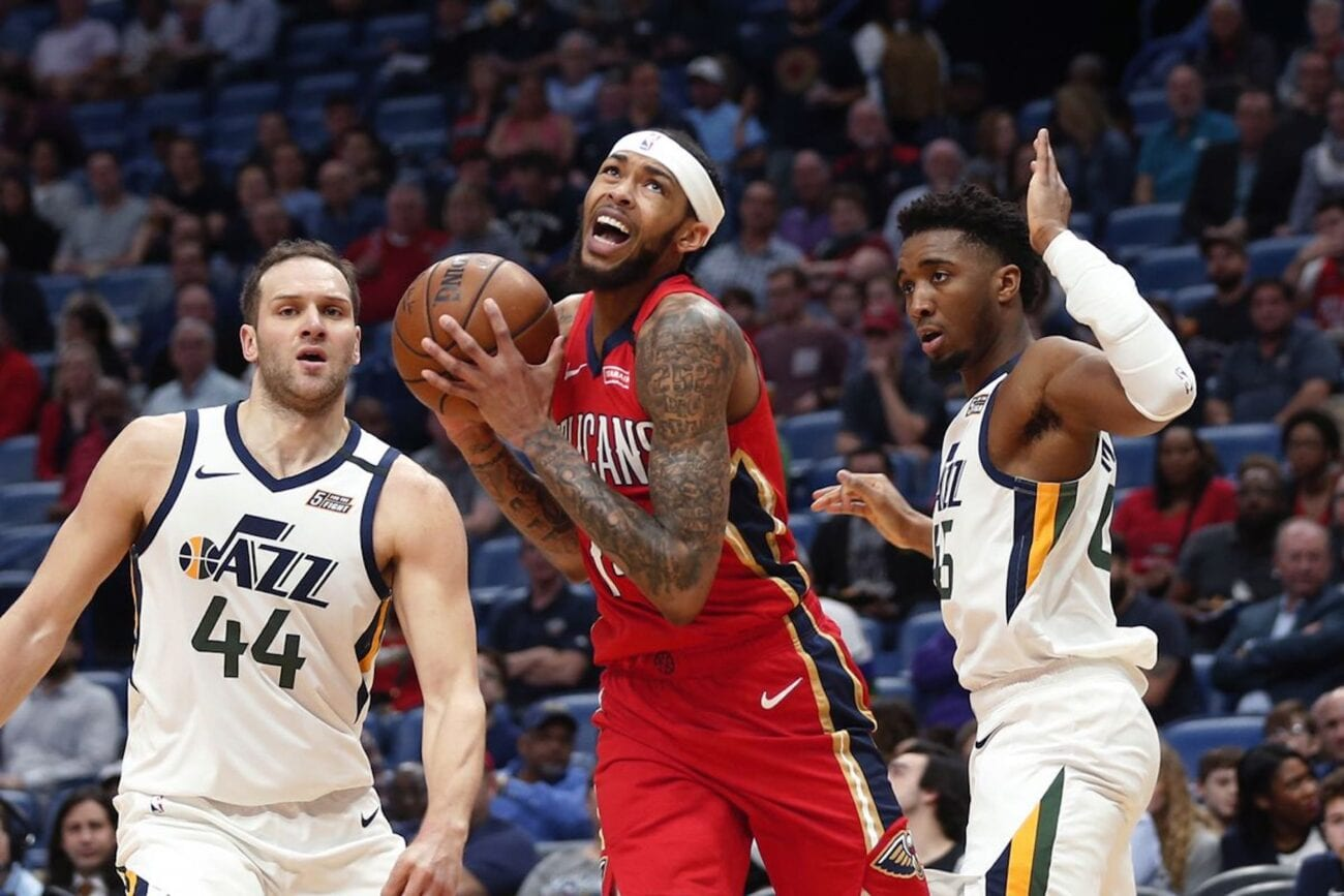 Need a place to watch the Utah Jazz vs. the New Orleans Pelicans? Check out these popular places to watch the best NBA games all season long.