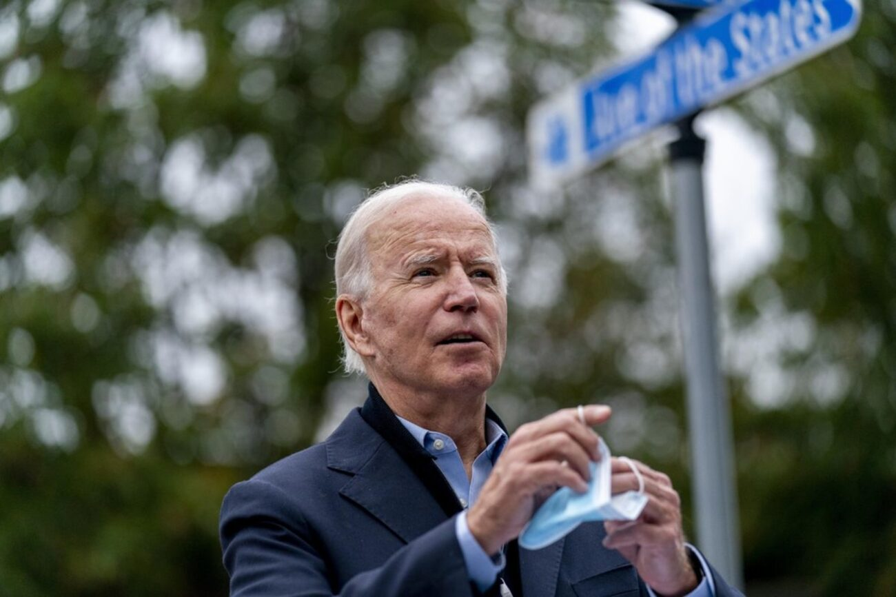 "Is ""Sleepy Joe"" actually ""Joe Moneybags""? Joe Biden has no trouble showing his tax returns, so it's pretty easy to calculate his net worth. Find it here!"