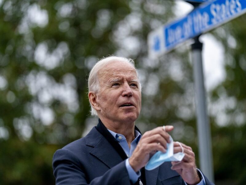 "Is ""Sleepy Joe"" actually ""Joe Moneybags""? Joe Biden has no trouble showing his tax returns, so it's pretty easy to calculate his net worth. Find it here!"