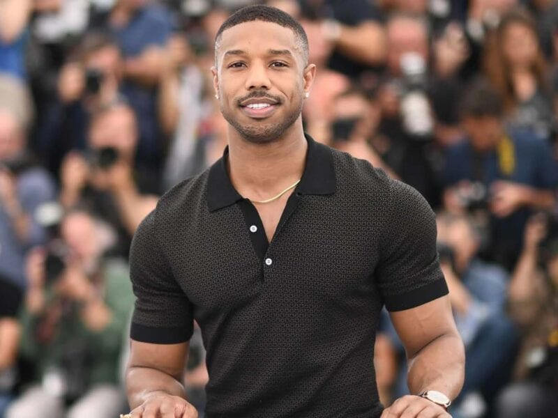 Michael B. Jordan, this year's Sexiest Man Alive appears to have found himself a girlfriend. Find out who she is.