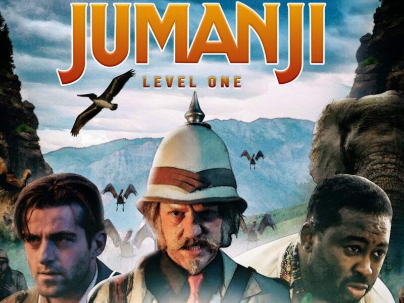 'Jumanji: Level One' is the latest film in the fantasy series. Find out how to watch the family adventure online for free.