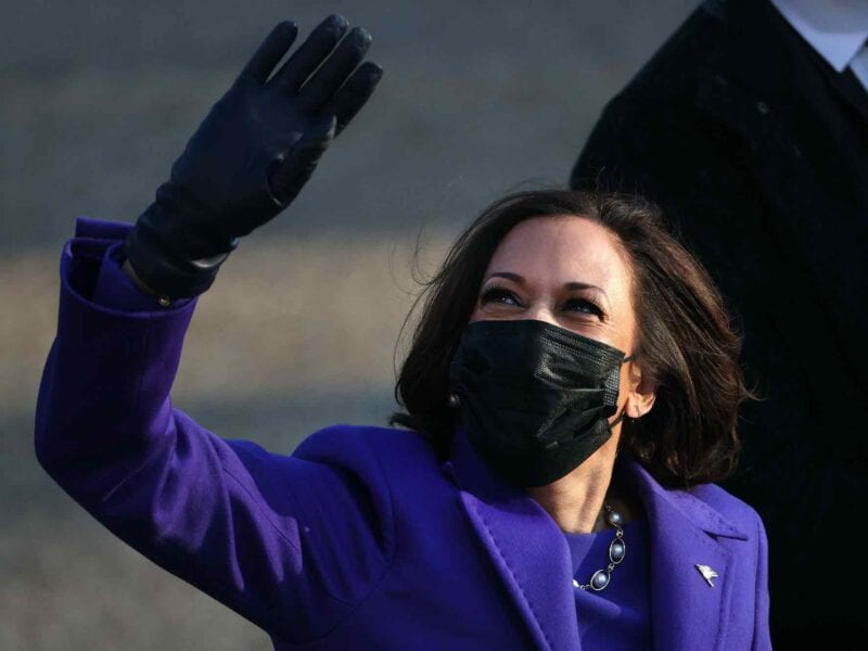 Is Vice President Kamala Harris a member of the BTS ARMY? Shine on through the city with a little funk and soul with the newest member of the ARMY.