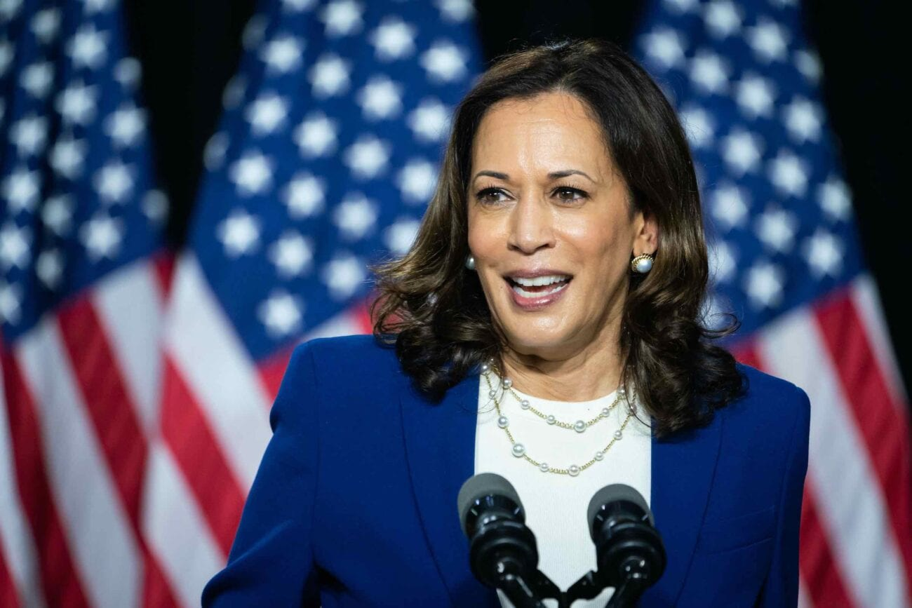 The VP elect has built up a lucrative career, but just how much money does she have? Shock yourself by learning the net worth of Kamala Harris here.