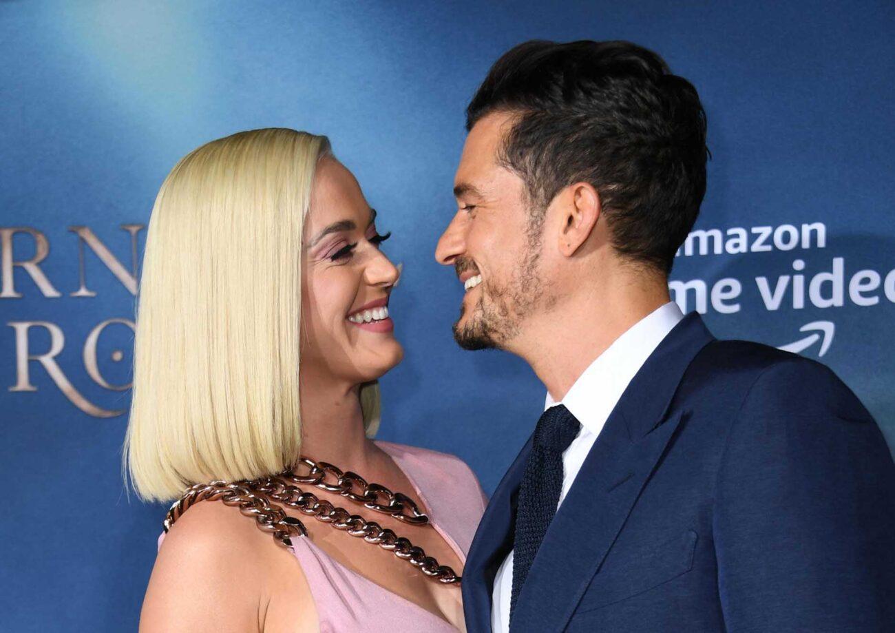 Katy Perry nos contagió su amor por Orlando Bloom. Descubre los momentos más tiernos de la pareja.
