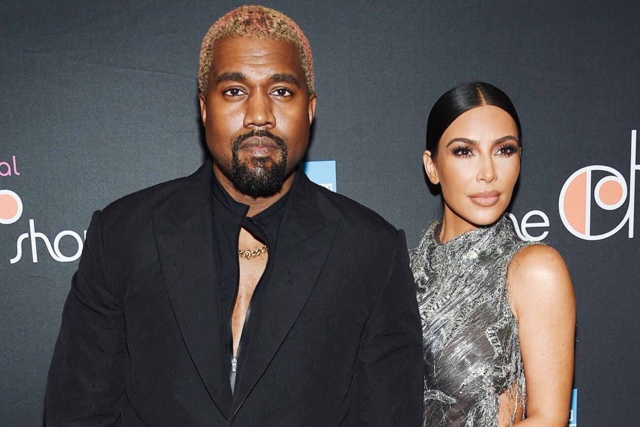 A lot of rumors have been circulating and some wonder if Kim Kardashian has been acting as Kanye West's beard.