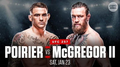 Check out tonight's UFC fight between Dustin Poirier vs Conor McGregor by watching these live stream sites.