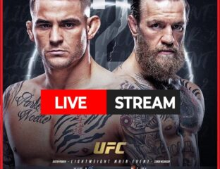 McGregor vs Poirier is about to be the biggest fight this year. Here's where to stream the UFC live.