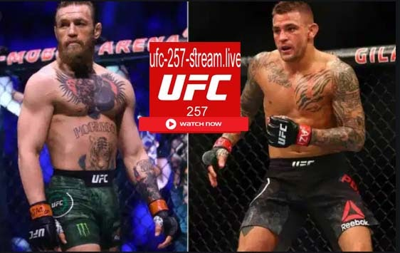 Dying to watch UFC 257? Check out one of these live stream links to catch the entire fight.