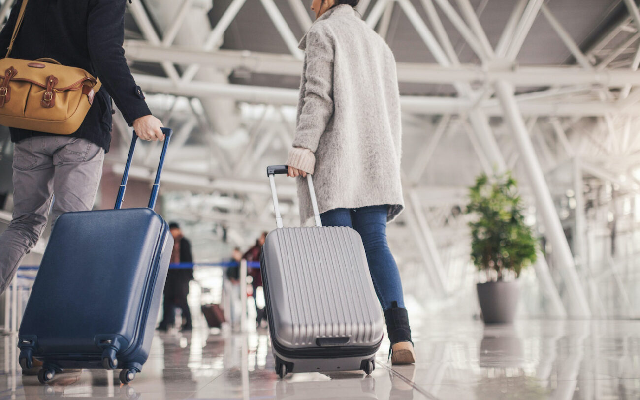 Already looking forward to ending quarantine and travelling the world? We've got you covered. Here is the best carry-on luggage to complete your trip.