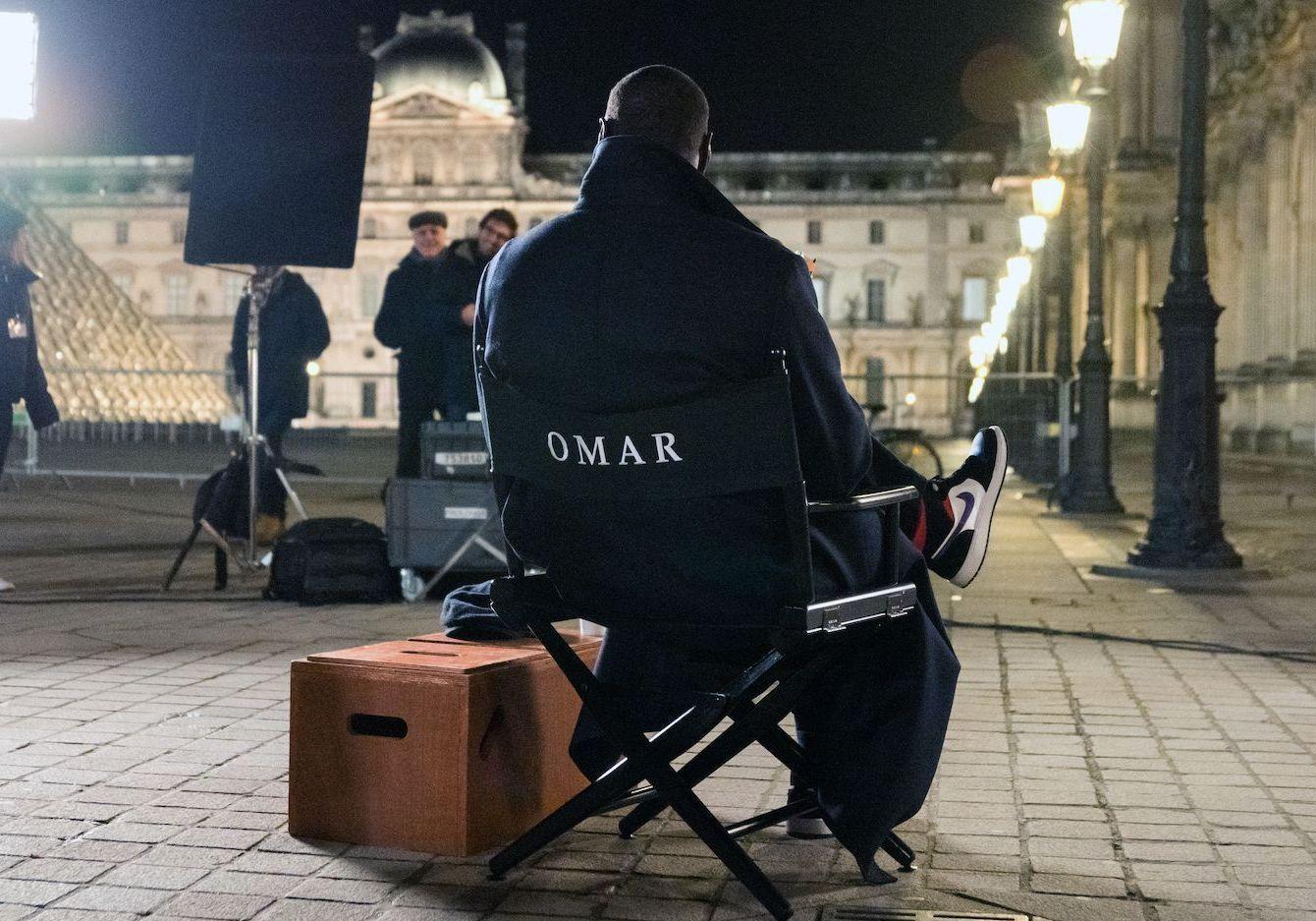 Netflix's 'Lupin' Omar Sy