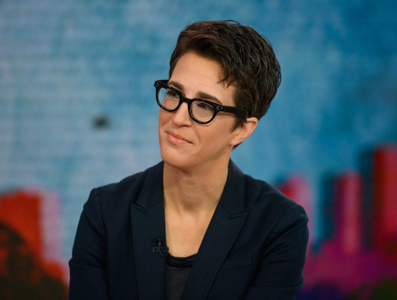The 'Rachel Maddow Show' has been one of MSNBC's most controversial and top rated programs since 2008. What's the news anchor's net worth?