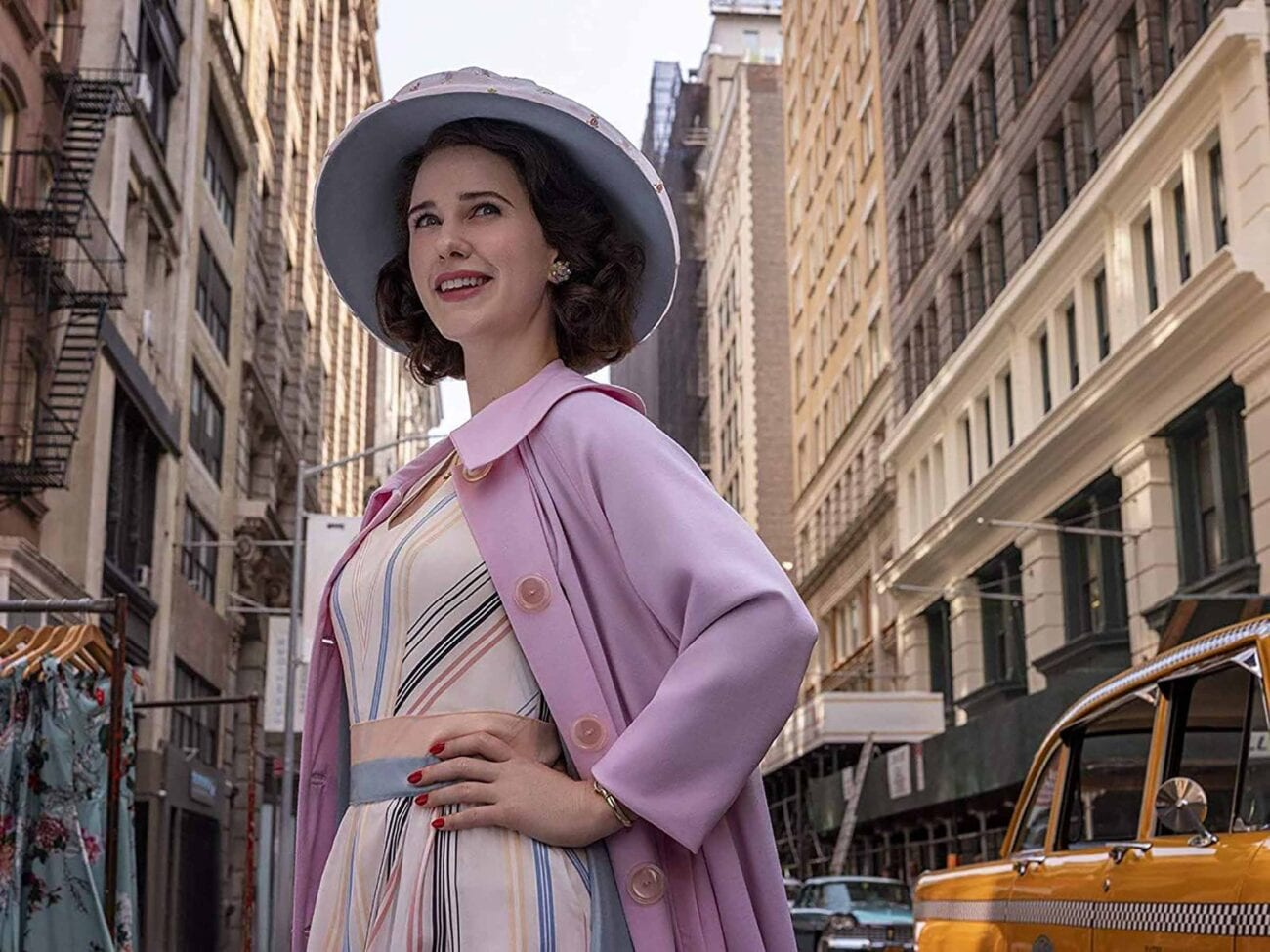The Amazon Prime hit 'The Marvelous Mrs. Maisel' is returning for season 4! Whet your appetite with some of the best moments of the past 3 seasons.