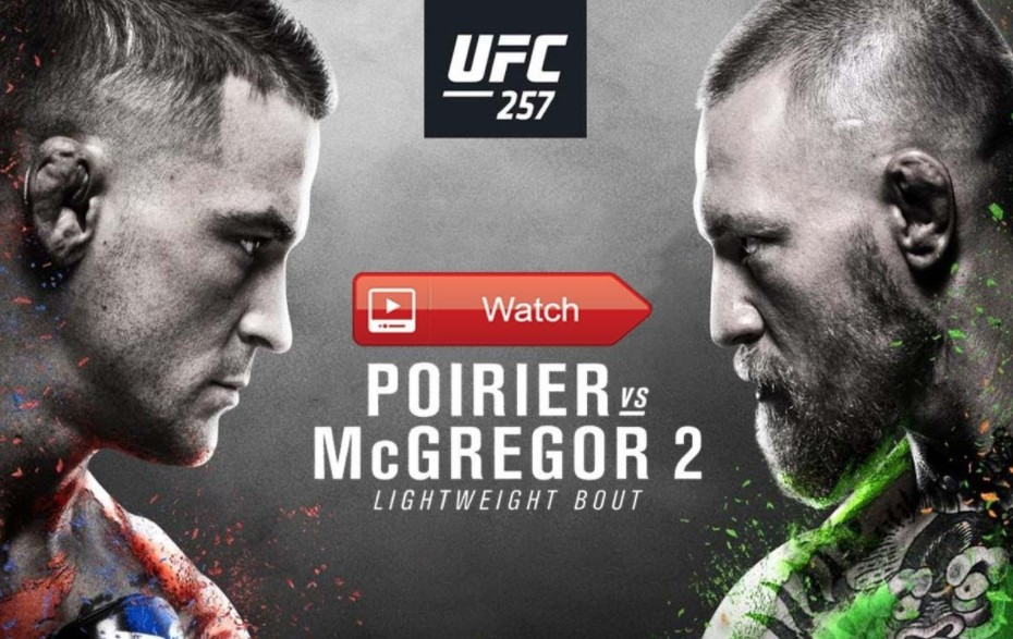 It's time for UFC 257. Find out how to legally live stream the UFC match on Reddit for free.