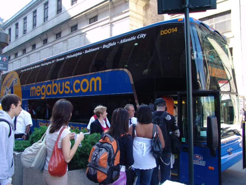 Hoping to take Megabus to Washington D.C.? Megabus canceled all their tickets to and from the nation's capital. Read about the move here.